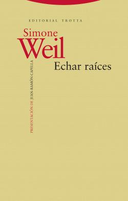 # ECHAR RAICES