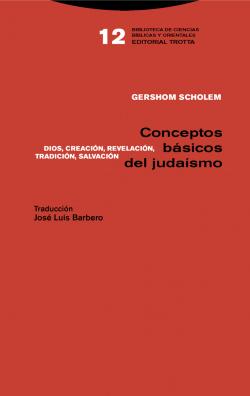 CONCEPTOS BÁSICOS DEL JUDAISMO