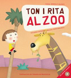 Ton i Rita al zoo