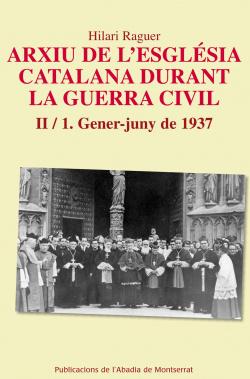 Arxiu de l'Església catalana durant la guera civil