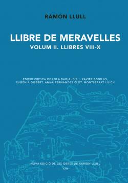Llibre de meravelles. Vol.II. Llibres VII-X