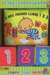 (catalan) el meu primer llibre 123 (cubs) (+6 meses)