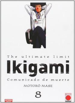 IKIGAMI, 8