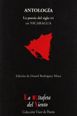 Antología poesia del siglo XX en Nicaragua