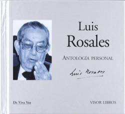 LUIS ROSALES ANTOLOGIA PERSONAL +CD
