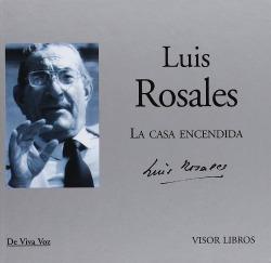 LUIS ROSALES LA CASA ENCENDIDA + CD