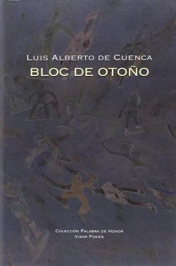 BLOC DE OTOÑO