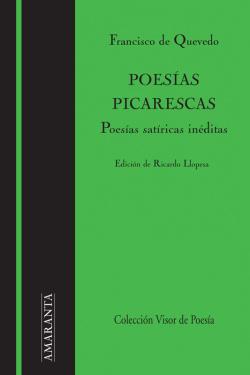 Poesias picarescas: poesias satiricas ineditas