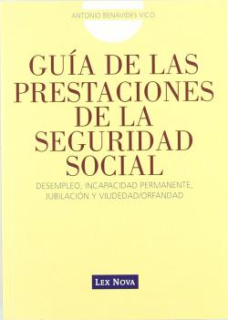 Guía de las prestaciones seguridad social