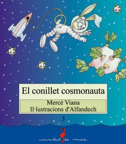 El conillet cosmonauta