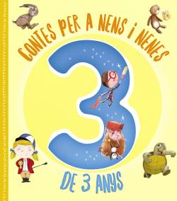 Contes per a nens i nenes de 3 anys