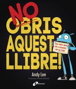 NO OBRIS AQUEST LLIBRE!