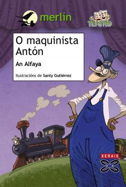 O maquinista Antón