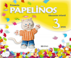 ^^(G).(10).PAPELIÑOS 3 ANOS (COMPLETO) *GALEGO*