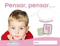 (16).(G).PENSAR...PENSAR MATEMATICAS (4 ANOS).(ED INFANTIL)