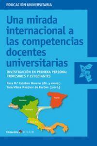 Una mirada internacional a las competencias docentes universitarias