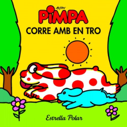 La Pimpa corre amb en Tro