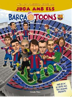Juga amb els Barça Toons!