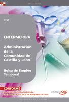 Enfermero/a Administracion Castilla y Leon Bolsa Empleo Temporal Test