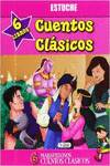 ESTUCHE CUENTOS CLASICO (6T)