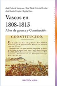 VASCOS EN 1808-1813