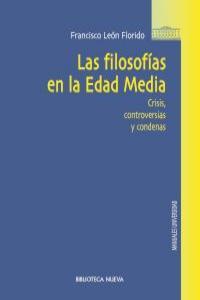 FILOSOFIAS EN LA EDAD MEDIA,LAS