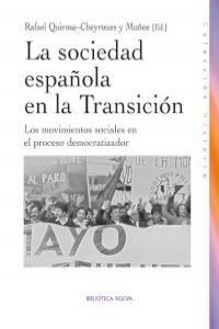 SOCIEDAD ESPAÑOLA EN LA TRANSICION,LA
