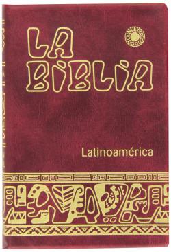Biblia Latinoam. Ministro plastico.( Biblia Latinoamerica)