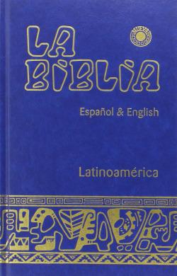 Biblia Latinoam. bilingue Edicion cartone