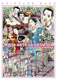 Novia Ante La Estación
