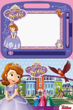 Princesa Sofía. Pizarra mágica