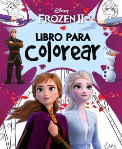 Frozen 2. Libro para colorear