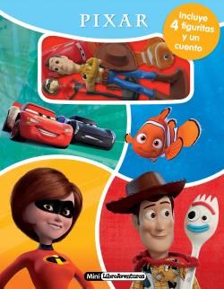 Pixar. Mini-Libroaventuras