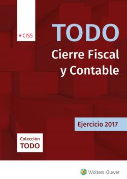 CIERRE FISCAL Y CONTABLE 2017