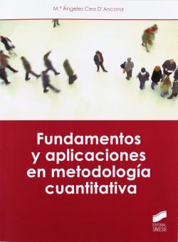 FUNDAMENTOS Y APLICACIONES EN METODOLOGIA CUANTITATIVA