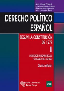 Derecho político español