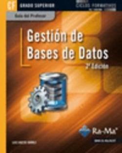 (GS).GUIA DIDACTICA. GESTION DE BASES DE DATOS