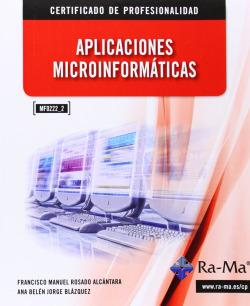 APLICACIONES MICROINFORMATICAS (MF0222_2)