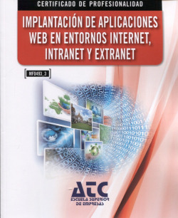IMPLANT.APLIC.WEB ENTORNOS INTERNET,INTRANET Y EXTRANET