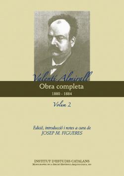 OBRA COMPLETA. VOL. 2 (1880-1884)