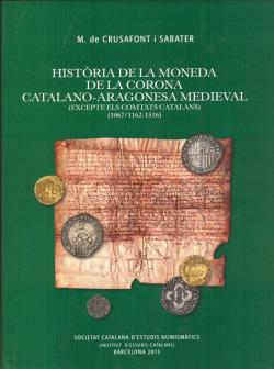 Historia de la moneda de la corona catalana