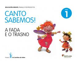 (G).(13).1.CANTO SABEMOS:A FADA (3 ANOS) PROXECTO INFANTIL