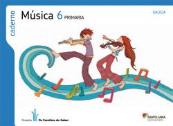 (G).(12).CAD.MUSICA 6º.PRIM.(CAMIÑOS SABER)