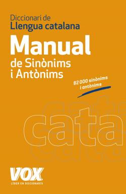 Diccionari manual de sinònims i antònims de la llengua catalana