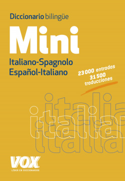 Diccionario mini Español-Italiano/Italiano-Spagnolo