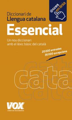 Diccionari essencial de llengua catalana