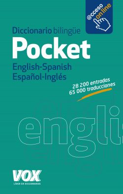 DICCIONARIO POCKET ENGLISH-SPANISH/ESPAÑOL-INGLÉS