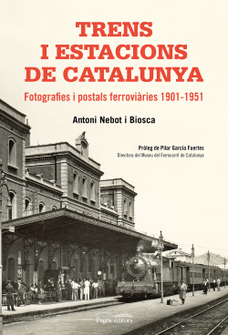 Trens i estacions de Catalunya