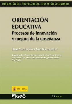 ORIENTACION EDUCATIVA. 15 (VOL.III). PROCESOS DE INNOVACION