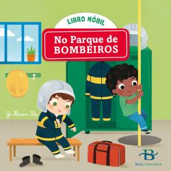 NO PARQUE DE BOMBEIROS